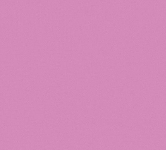 Non-woven Wallpaper Plain dark pink Esprit 36677-9