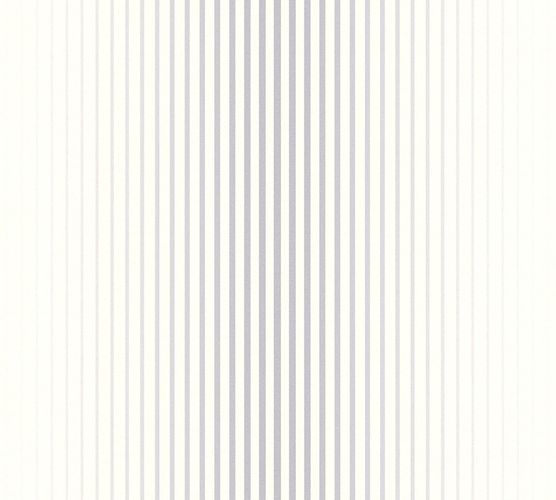 Non-woven Wallpaper Striped lilac white Esprit 36678-2 online kaufen
