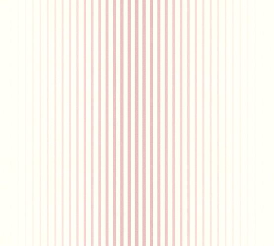 Non-woven Wallpaper Striped rosè white Esprit 36678-3 online kaufen