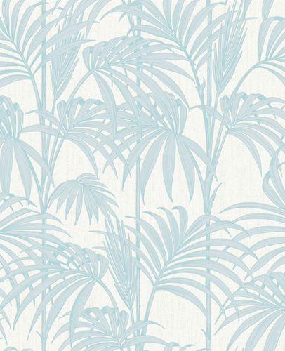 Vliestapete weiß blau silber glitzer Graham & Brown 32-968 online kaufen