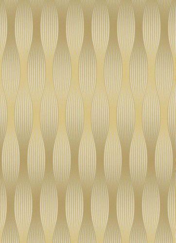 Vliestapete Erismann Linien gold One Seven Five 5802-02 online kaufen