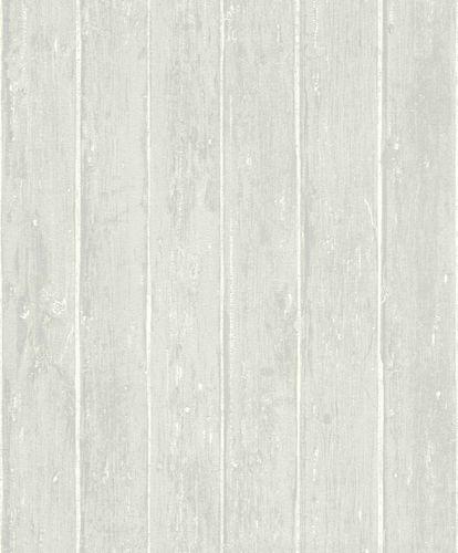 Vliestapete Rasch Holzstruktur blaugrau weiß 809237 online kaufen