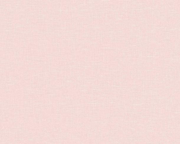 Vliestapete Uni Leinen rosa Linen Style 36634-4 online kaufen