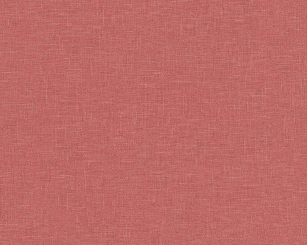 Vliestapete Uni Leinen rot Linen Style 36635-1 online kaufen