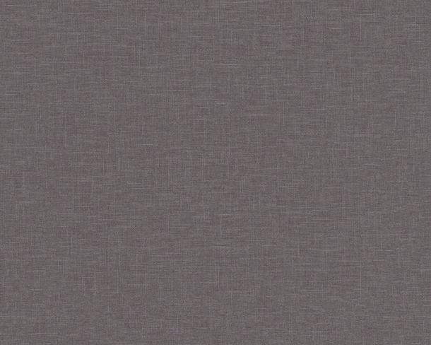 Non-woven Wallpaper Linen anthracite Linen Style 36635-2 online kaufen