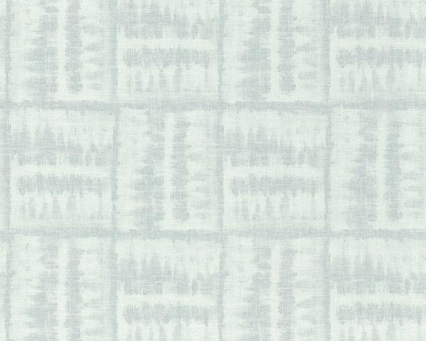 Vliestapete Kacheln Aquarell türkis Linen Style 36637-3 online kaufen