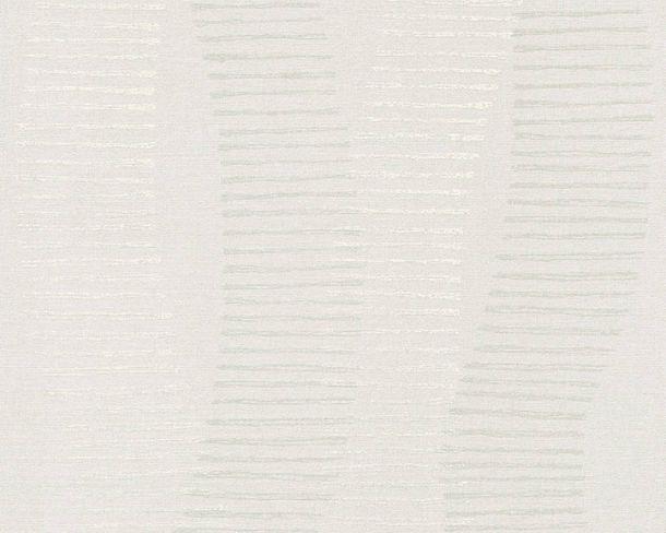 Non-woven Wallpaper Waves grey Linen Style 36758-2 online kaufen