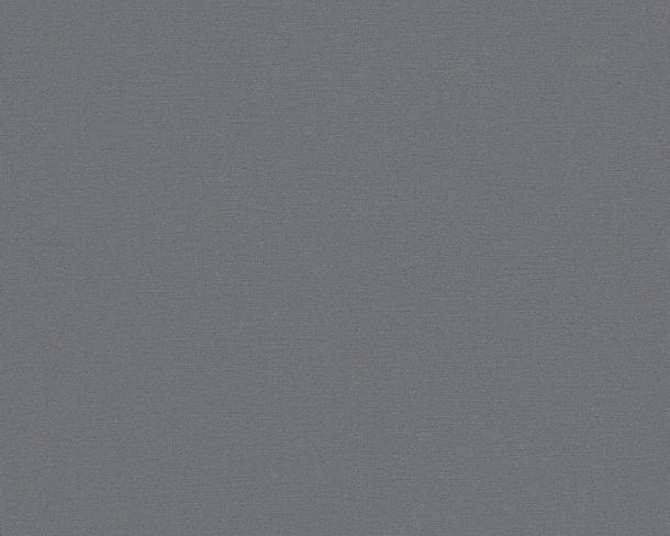 Vliestapete Uni-Design anthrazit Linen Style 36761-6 online kaufen