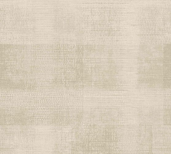 Non-Woven Wallpaper Blocks Vintage beige 36773-6