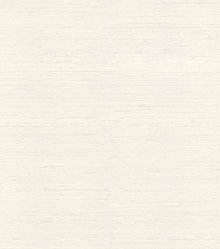 Satin Wallpaper Rasch Plain cream Gloss 532500