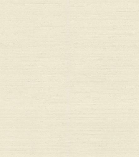 Satin Wallpaper Rasch Plain cream beige Gloss 532517