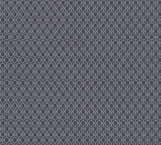 Non-Woven Wallpaper Graphic 3D Effect black 36883-1 online kaufen