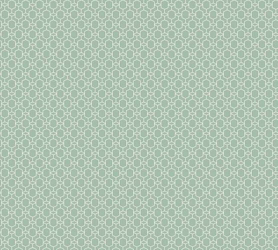 Non-Woven Wallpaper Graphic 3D Effect green 36883-4 online kaufen