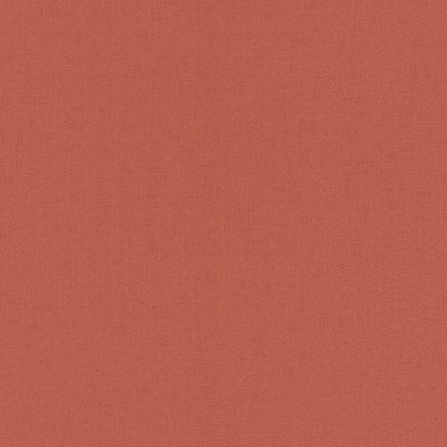 Vliestapete Rasch Uni Textiloptik orange Poetry 423969 online kaufen