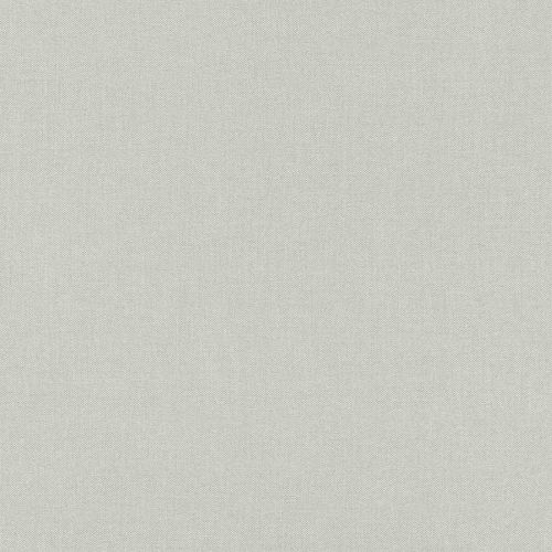Non-woven wallpaper plain grey-blue 424089