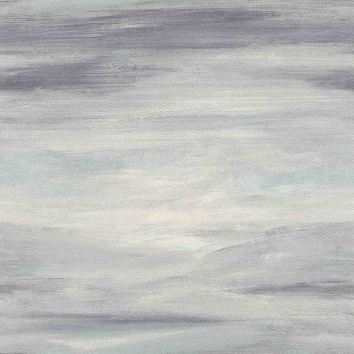 Non-woven Wallpaper Rasch Stripes Clouds blue white 424621 online kaufen