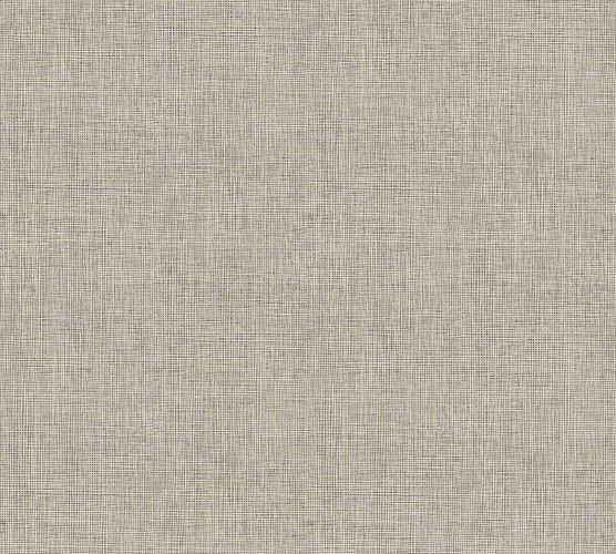 Non-Woven Wallpaper Textile Look taupe black Metallic 36976-7 online kaufen