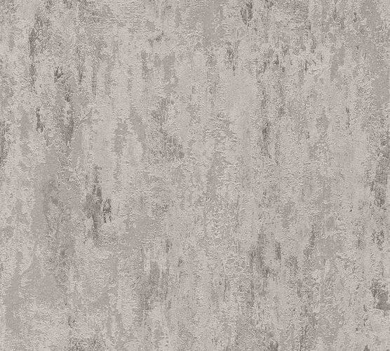 Non-Woven Wallpaper Patina grey silver Metallic 32651-6 online kaufen
