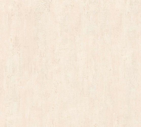 Non-Woven Wallpaper Patina Plaster cream Metallic 36493-2