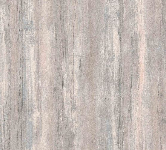 Non-Woven Wallpaper Wood Look red blue Gloss 36750-4 online kaufen