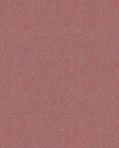 Non-woven Wallpaper Textile Uni Design red black white 31231 online kaufen