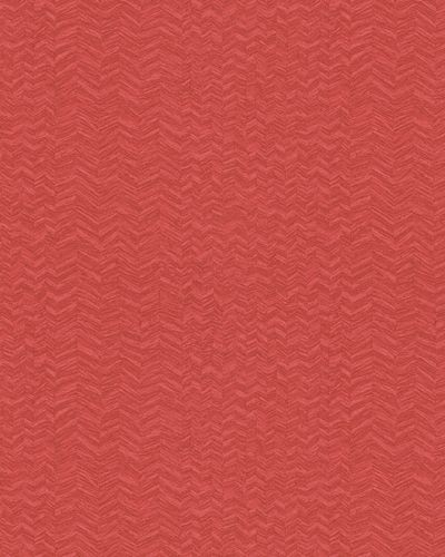 Non-woven Wallpaper Herringbone Pattern red 31239