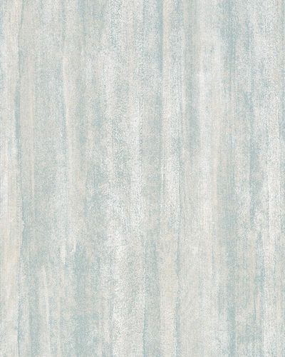 Non-woven Wallpaper Abstract Vintage Striped beige blue 31202