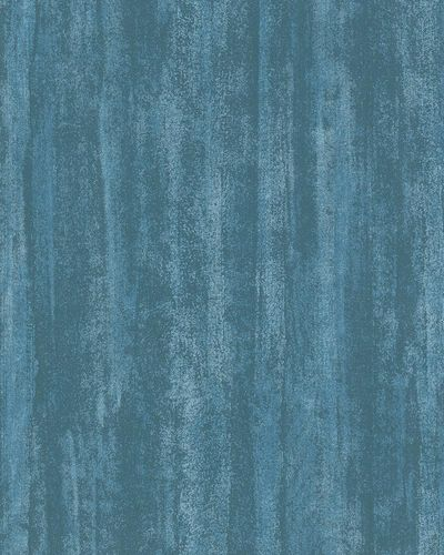 Non-woven Wallpaper Abstract Vintage Striped blue 31208