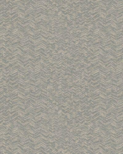 Non-woven Wallpaper Herringbone Pattern beige silver Metallic 31244 online kaufen