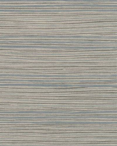 Non-woven Wallpaper Stripes beige silver Metallic 31211
