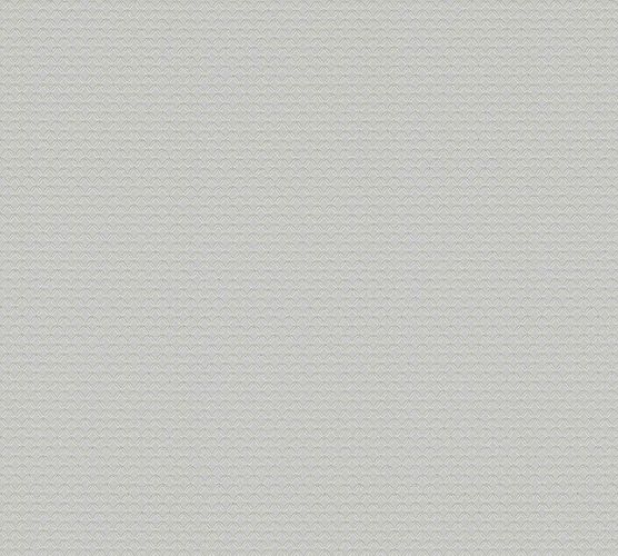 Non-Woven Wallpaper Chesterfield grey silver Glitter 36897-3