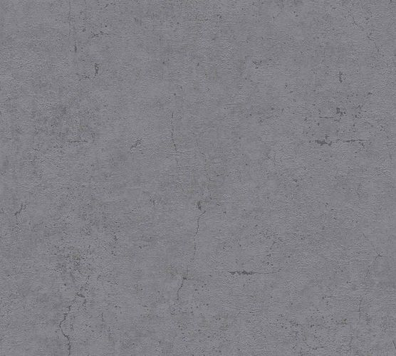 Non-Woven Wallpaper Concrete Vintage grey anthracite Gloss 36911-5 online kaufen