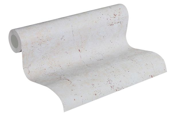 Non-Woven Wallpaper Concrete Vintage blue grey red Gloss 36911-6 online kaufen