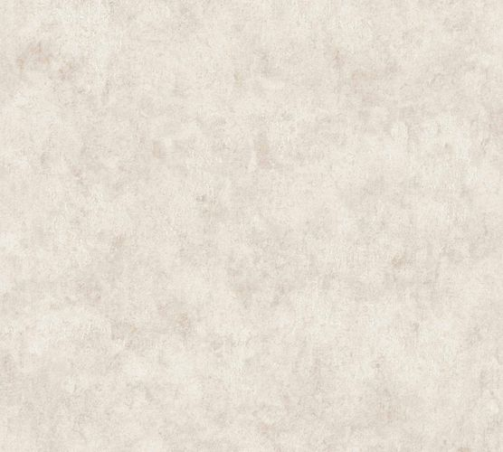 Non-Woven Wallpaper Concrete Vintage cream beige Gloss 36924-4