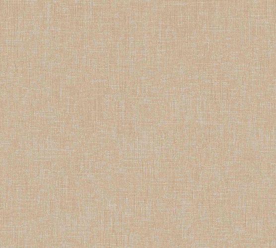 Non-Woven Wallpaper Textile Look Uni beige 36925-7 online kaufen