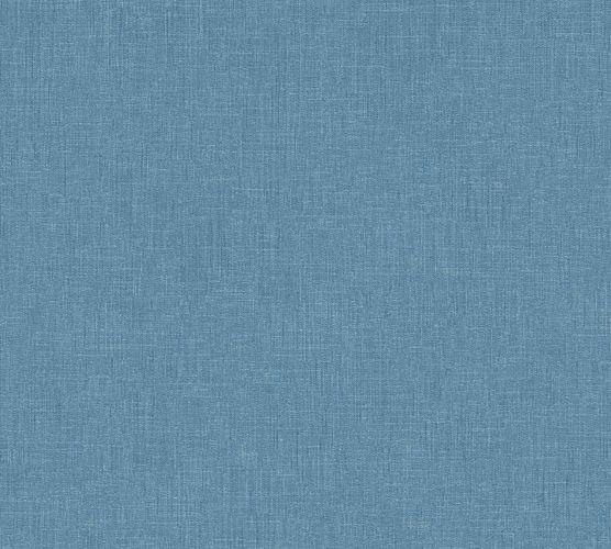 Vliestapete Uni Textil-Optik blau 36925-9 online kaufen