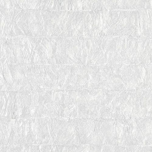 Non-woven Wallpaper Concrete Look grey metallic 83944