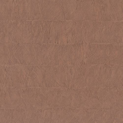 Non-woven Wallpaper Concrete Look red brown 83947 online kaufen