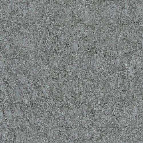 Non-woven Wallpaper Concrete Look anthracite metallic 83948 online kaufen