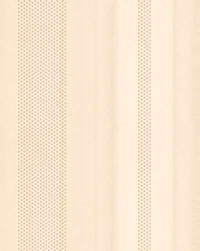 Non-Woven Wallpaper Stripes cream beige metallic 30446 online kaufen