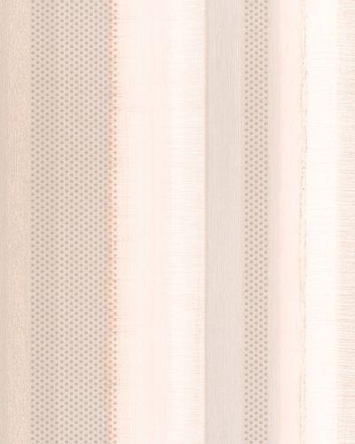 Vliestapete Streifen apricot metallisch Casual 30447 online kaufen