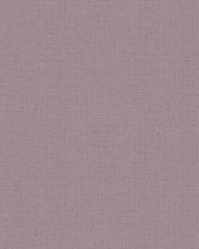 Non-Woven Wallpaper Plain Rattan Look purple 30450