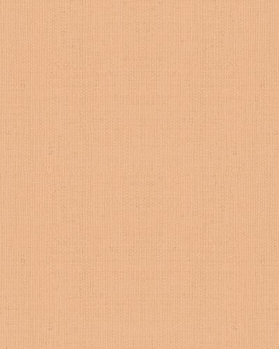 Non-Woven Wallpaper Plain Rattan Look orange 30461