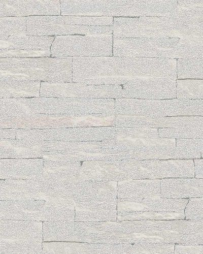 Non-Woven Wallpaper 3D sandstone wall beige grey 58417 online kaufen