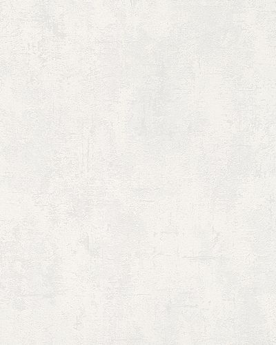 Non-Woven Wallpaper Concrete Look white grey 6714-10 online kaufen