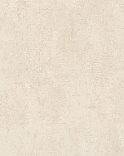 Non-Woven Wallpaper Concrete Look pale cream 6714-20 online kaufen