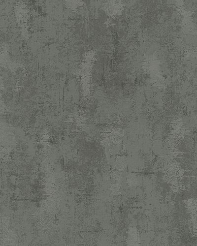 Non-Woven Wallpaper Concrete Look anthracite grey 6714-60