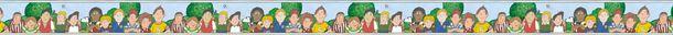 Kids Border Football Field green Jonas Koetz 46512 online kaufen