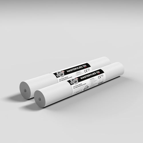 2x Paintable Lining Paper Mastervlies Pro | 37,50m² online kaufen