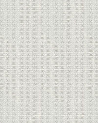 Vliestapete Streifen Fischgrät cremegrau Glanz 30804